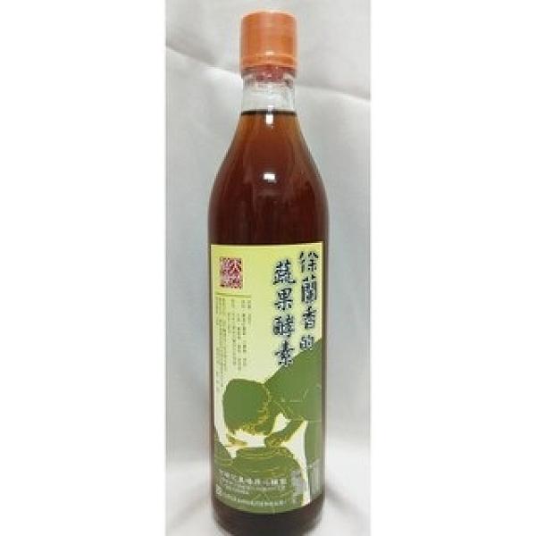 阿邦小舖 徐蘭香 純釀醋 蔬果酵素600cc