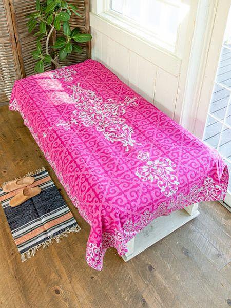 皇宮瓷磚感覺床罩