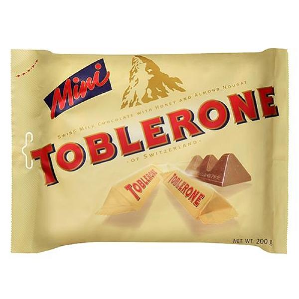 超值2件組瑞士三角迷你巧克力200g【愛買】