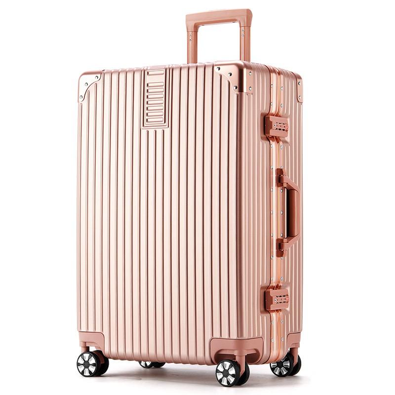 北愛旅行箱萬向輪拉桿箱行李箱女男20密碼箱包24寸學生28皮箱子