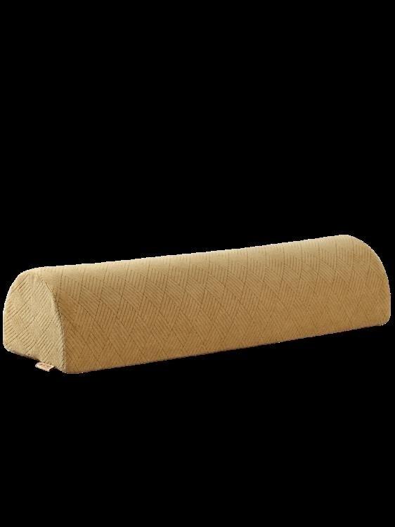 愛之舟搭配床靠小半圓形枕記憶棉護頸椎枕躺