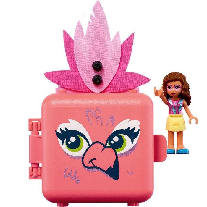 樂高LEGO 41662 姐妹淘系列 Friends 寵物秘密寶盒 奧麗薇亞的紅鶴