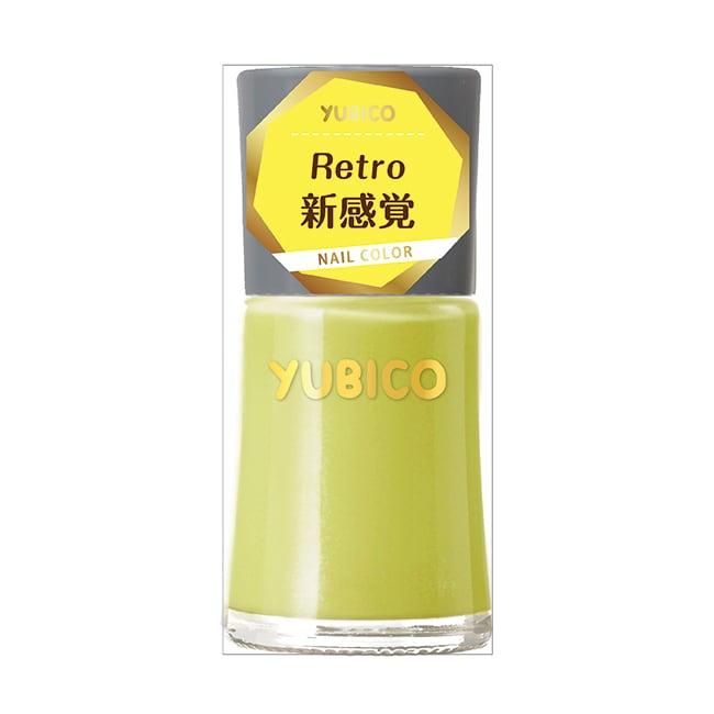 YUBICO 指甲油 (蜂蜜芥末) (12mL)
