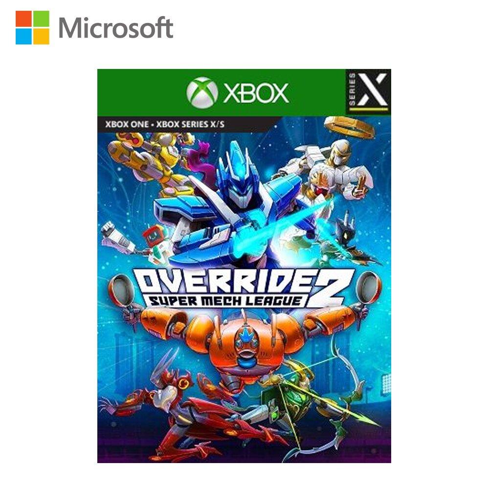 【下載版】Microsoft 微軟 Override 2:超級機甲聯盟 [超人豪華版] 中文版 (Super Mech League)