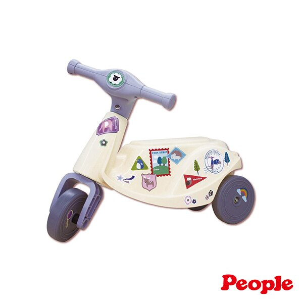Weicker 唯可 People Noretta趣味滑步車【悅兒園婦幼生活館】【母親節推薦】