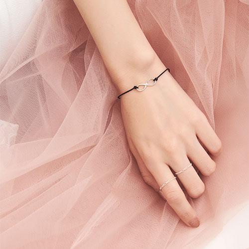 |純銀|Infinity.手鍊