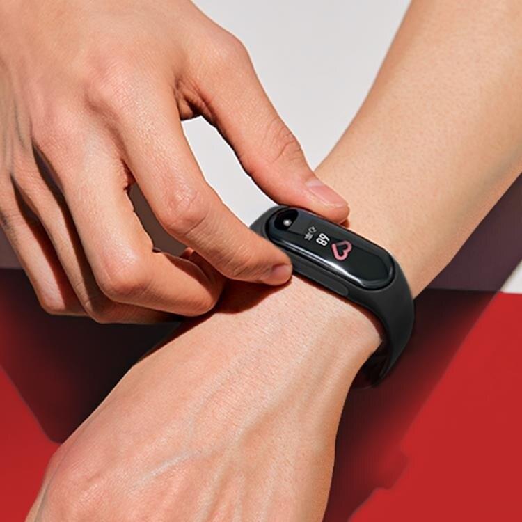 現貨 智慧手環 KEEP手環智能心率監測藍牙運動計步器男女款防水睡眠手表多功能 【新年禮物】