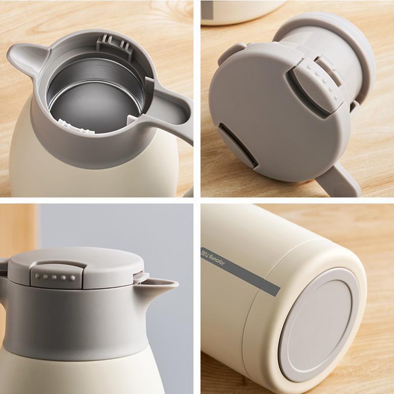 保溫水壺保溫壺熱水瓶不銹鋼保溫瓶暖水瓶水壺小型