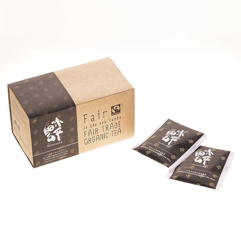 FAIRTASTE - 有機伯爵茶(2.5g x 25茶包)