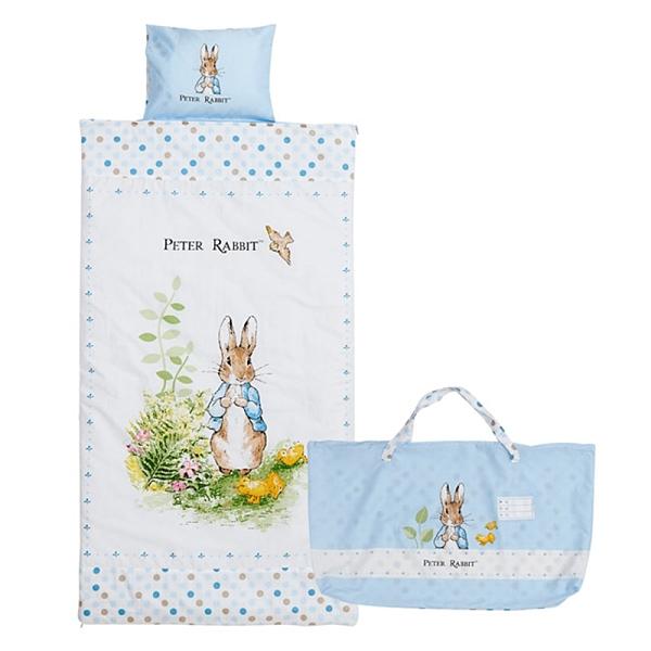 奇哥花園比得兔幼教兒童兩件式睡袋(藍色)(PLC78600B) 2985元