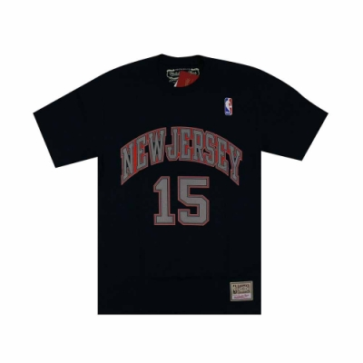 M&N N&N 短袖上衣 籃網隊 01-02 #15 Vince Carter