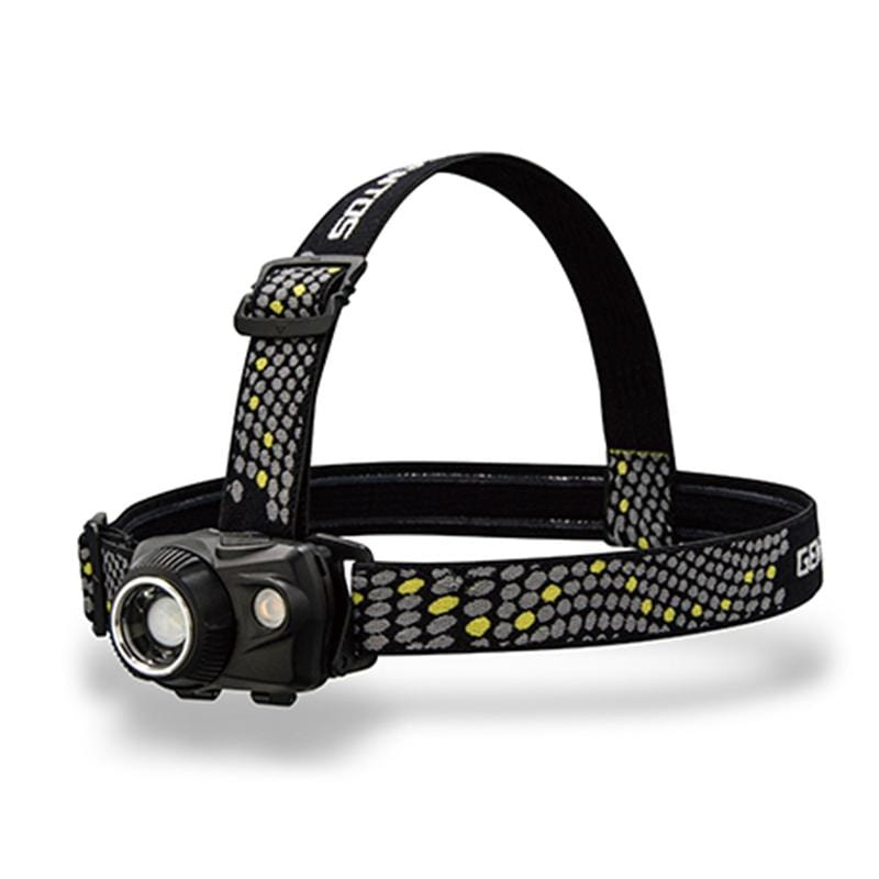 W Star專業高亮度頭燈-USB充電 550流明 IP64 WS-100H