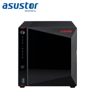 ASUSTOR華芸 AS5304T 升級版4Bay NAS網路儲存伺服器