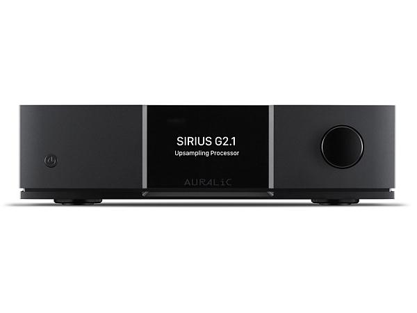 桃園 新竹 竹北 家庭專業音響店《名展影音》AURALiC 天狼星 Sirius G2.1 超級升頻器