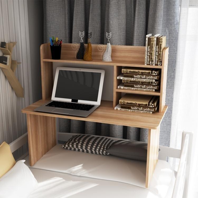 電腦桌大學生床上書桌宿舍上下鋪電腦做桌床上電腦桌懶人桌寢室學習桌子 凯斯盾數位3C 交換禮物 送禮