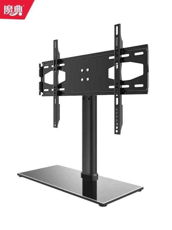 液晶電視機底座托桌面上掛架能萬通用增高臺式支架子康佳創維長虹 小明同學