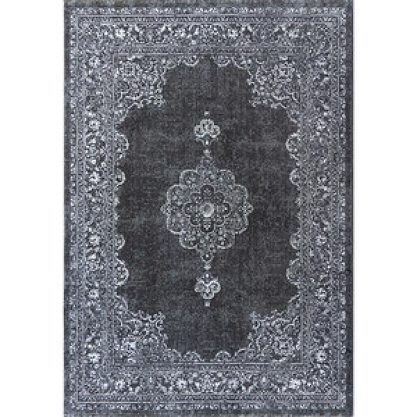 古銀高密度地毯 160x230 拓印