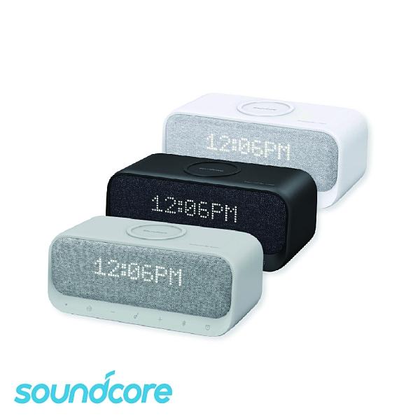 Anker A3300 SoundCore 無線充電藍牙喇叭 A3300 白 灰 黑 藍芽 充電 喇叭 原廠公司貨