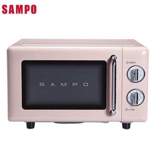 SAMPO聲寶 20L平台式微波爐 RE-C020PR【愛買】
