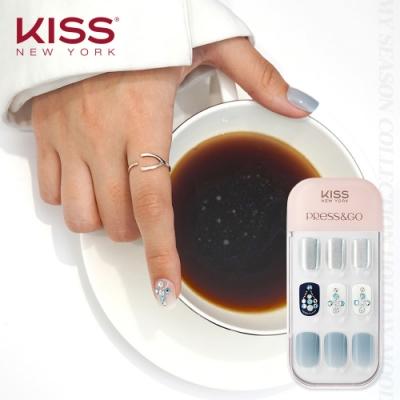 KISS New York-Press&Go頂級光療指甲貼片(仙杜瑞拉斯 KPNA31KA)