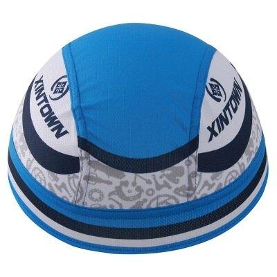 自行車頭巾 抗紫外線-獨特雙色拚色設計男女單車運動頭巾73fo48走心小賣場