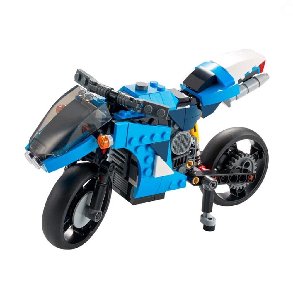 樂高LEGO 31112  創意百變系列 Creator 超級摩托車Super Motor Bike Set