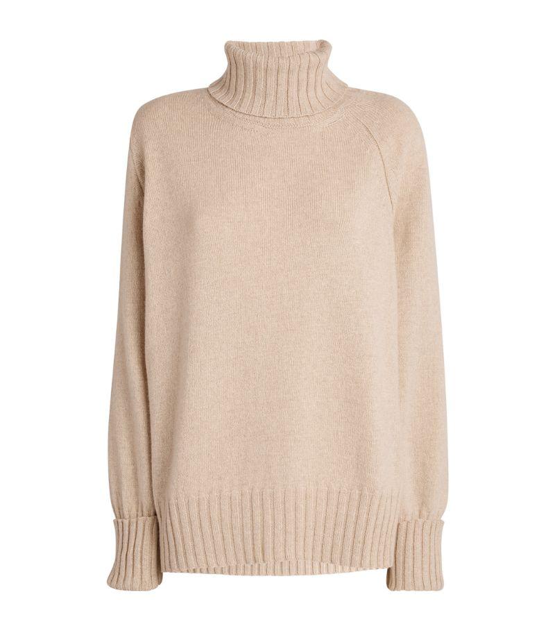 Petar Petrov Cashmere Naolin Rollneck Sweater