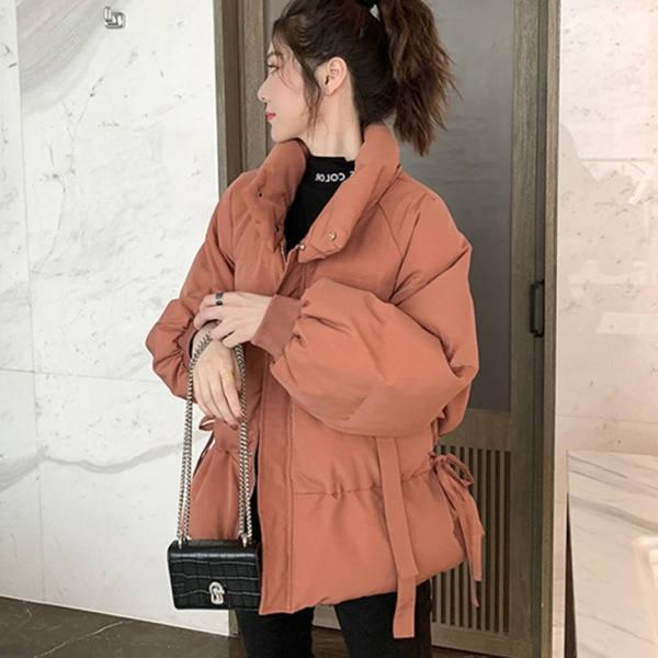 冬季韓版棉服女小個子面包服短