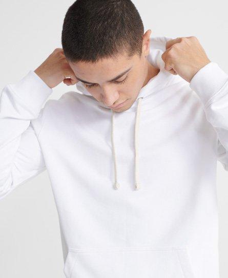 Superdry Organic Cotton Standard Label Loopback Hoodie