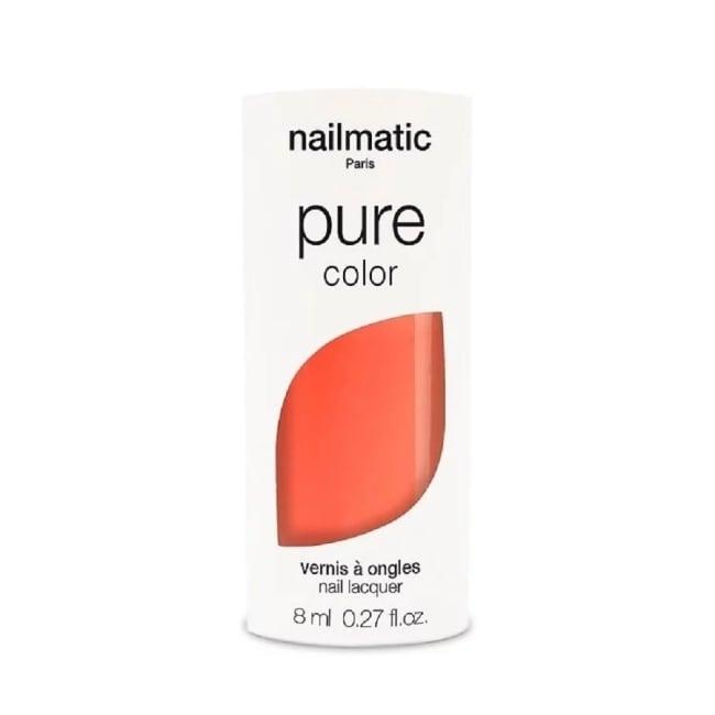 Nailmatic 純色生物基經典指甲油-SUNNY-珊瑚橘 8ml