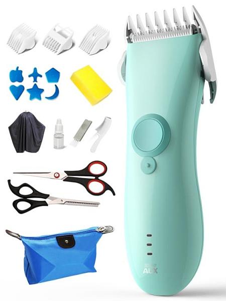 除毛器 嬰兒理發器超靜音剃頭發推剪自己新生幼兒童剃發推子寶寶家用神器 優拓