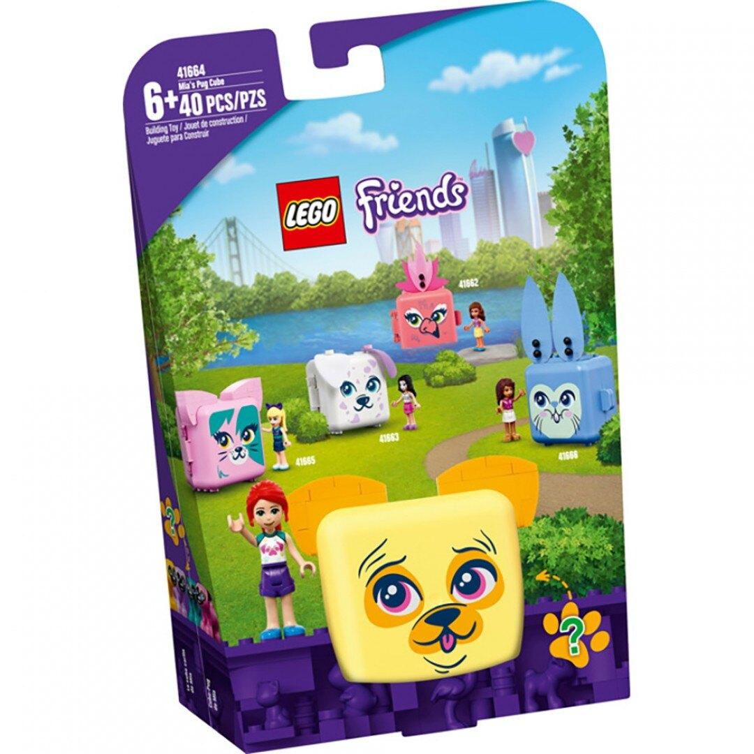 樂高LEGO 41664 姐妹淘系列 Friends 寵物秘密寶盒 米雅的巴哥