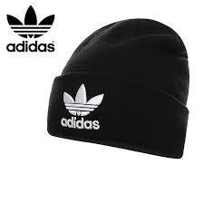 帝安諾-實體店面  愛迪達 ADIDAS Originals 毛帽 NIKE FILA 北臉 男女 針織  黑色 黑白