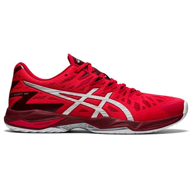 ASICS 亞瑟士 V-SWIFT FF 2 男女 排球鞋  1053A017-600