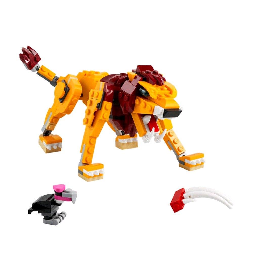樂高LEGO 31112  創意百變系列 Creator 野獅 Wild Lion Set