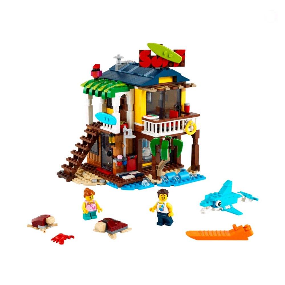樂高LEGO 31118  創意百變系列 Creator 衝浪手海灘小屋 Surfer Beach House Set