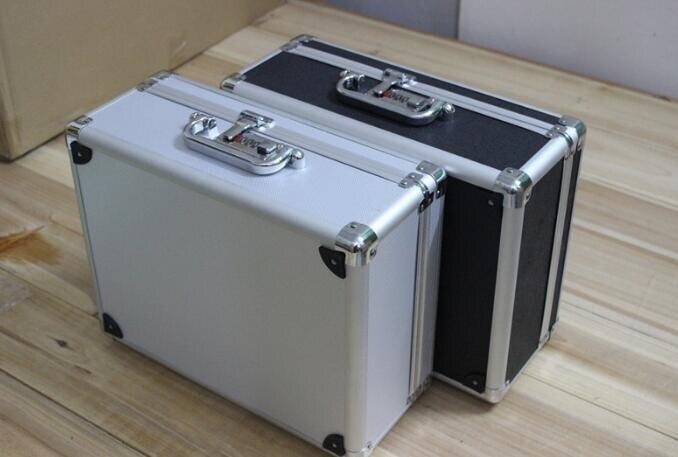 包郵特價 鋁合金工具箱 密碼箱 展示箱 儀器箱 手提箱 收納箱 小明同學