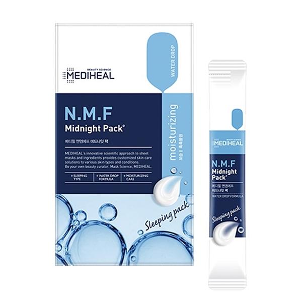 MEDIHEAL 高效特強保濕導入晚安面膜