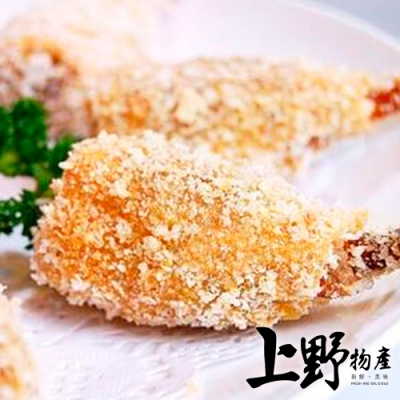 【上野物產】傳統漁家龍鳳腿(200g±10%/5個/包)x7包
