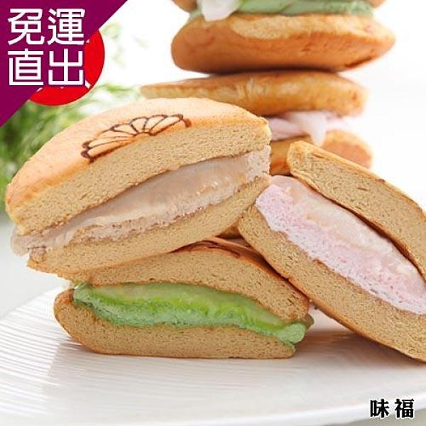 預購-味福手作 冰Q知心銅鑼燒-咖啡 9入/盒【免運直出】