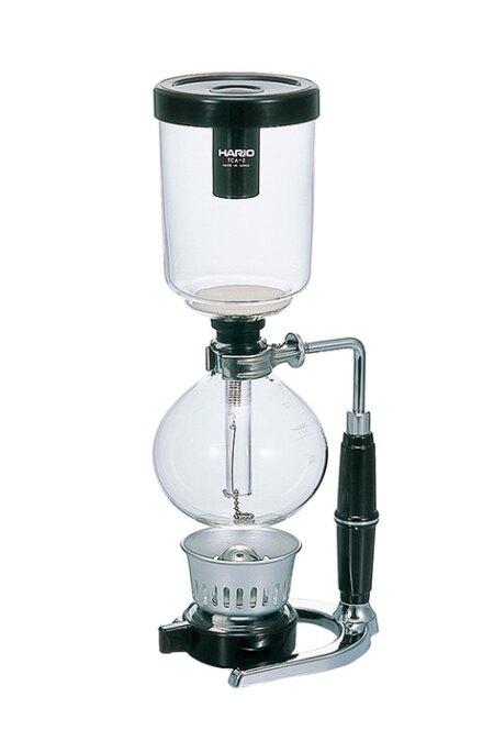 金時代書香咖啡 HARIO 經典虹吸式咖啡壺 1-5杯 600ml TCA-5