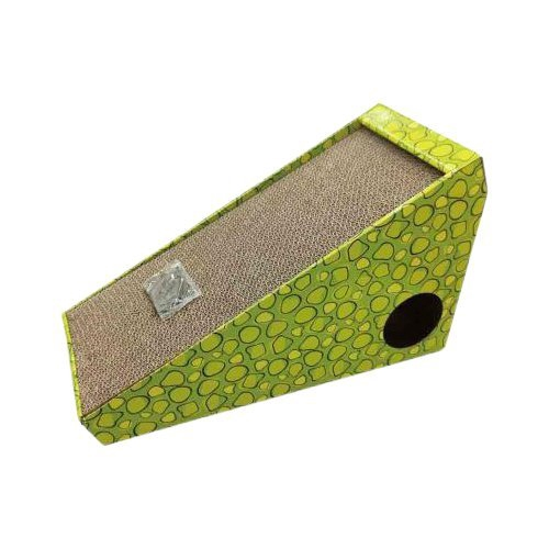 MDOBI摩多比 三角紙盒貓抓板.環保材質 便利設計.貓抓板『WANG』
