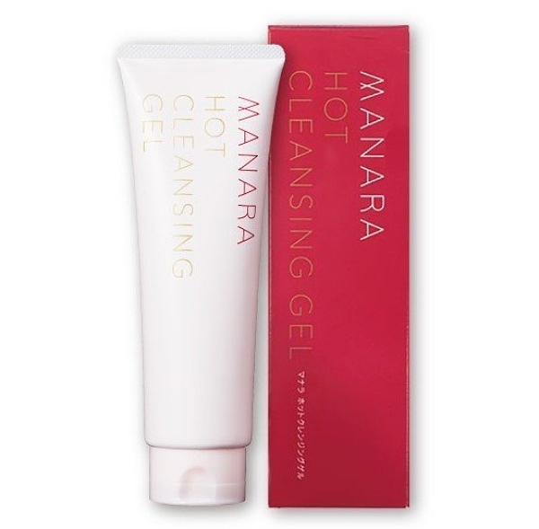 ●魅力十足● 日本 maNara 曼娜麗 溫熱卸妝凝膠 200g