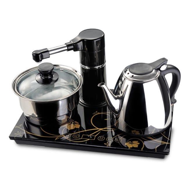 台熱牌自動補水觸控電茶壺泡茶組 T-6369