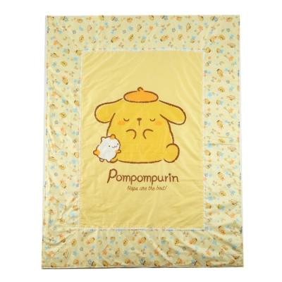 【麗嬰房】三麗鷗 Pompompurin(布丁狗) 布丁派對系列 涼被
