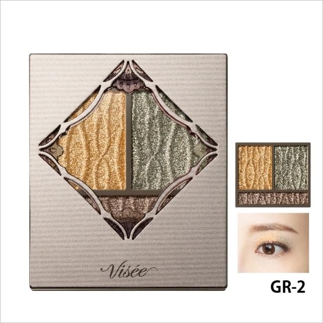 VISEE 幻光稜鏡眼影盒002 3g