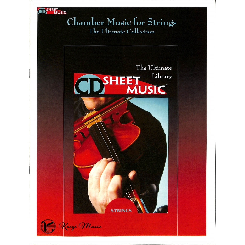 【Kaiyi Music】Sheet music chamber music for string's