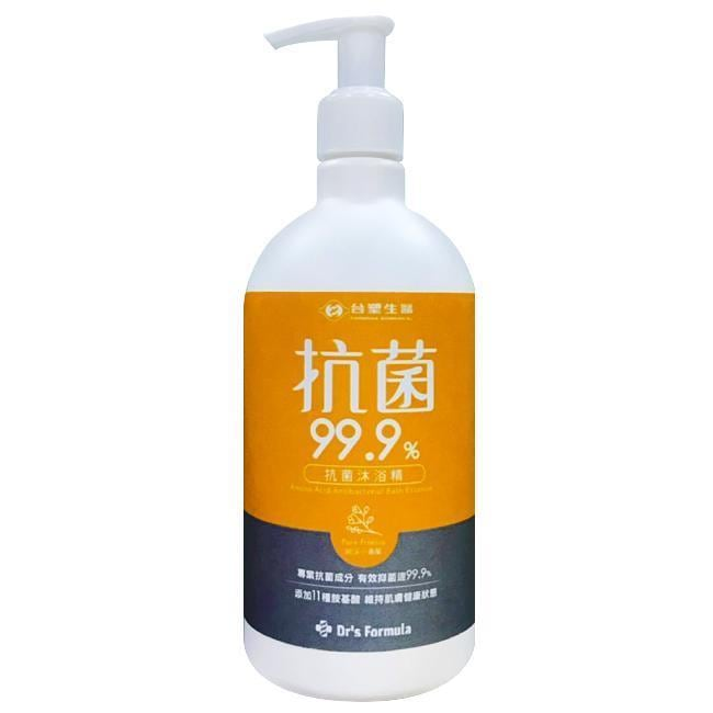 Dr's Formula 抗菌沐浴精500g-純淨小蒼蘭