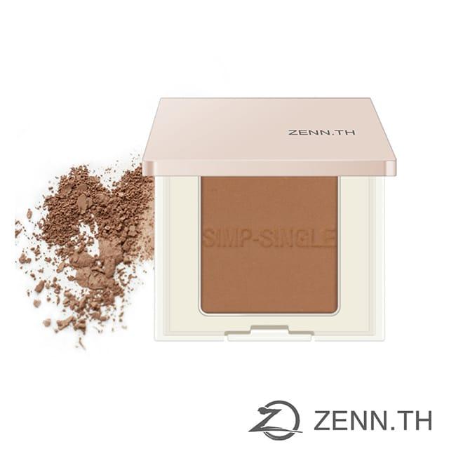 ZENN茲恩 簡單小眼影-玫瑰奶茶