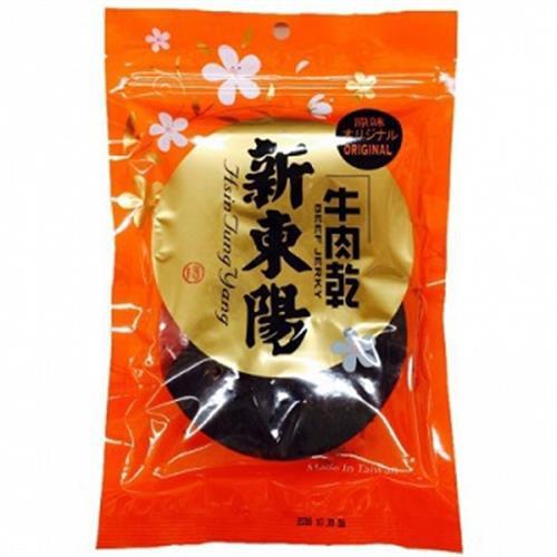新東陽 原味牛肉乾(225g/包)[大買家]